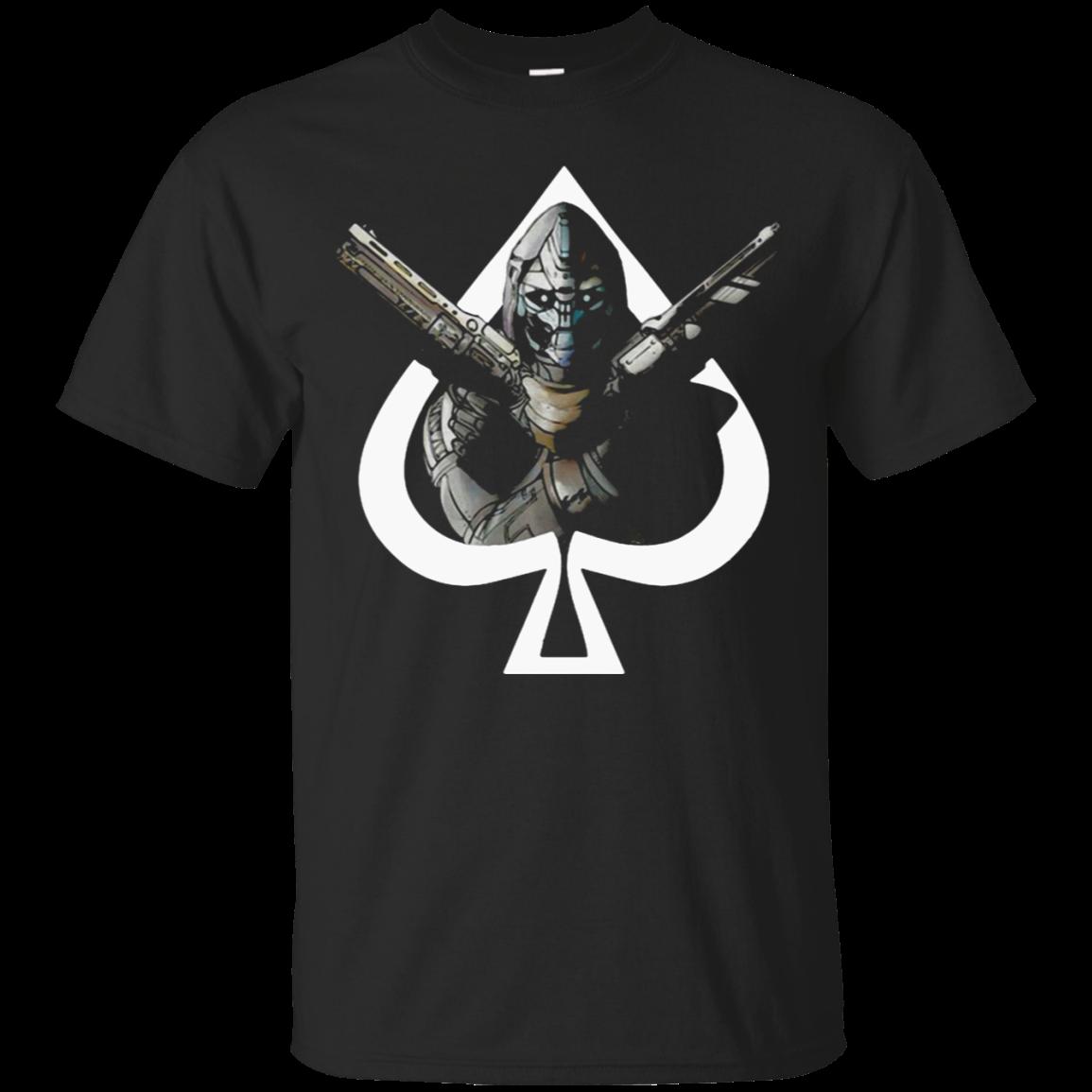 Destiny Cayde Hearts Funny Shirt Shirt