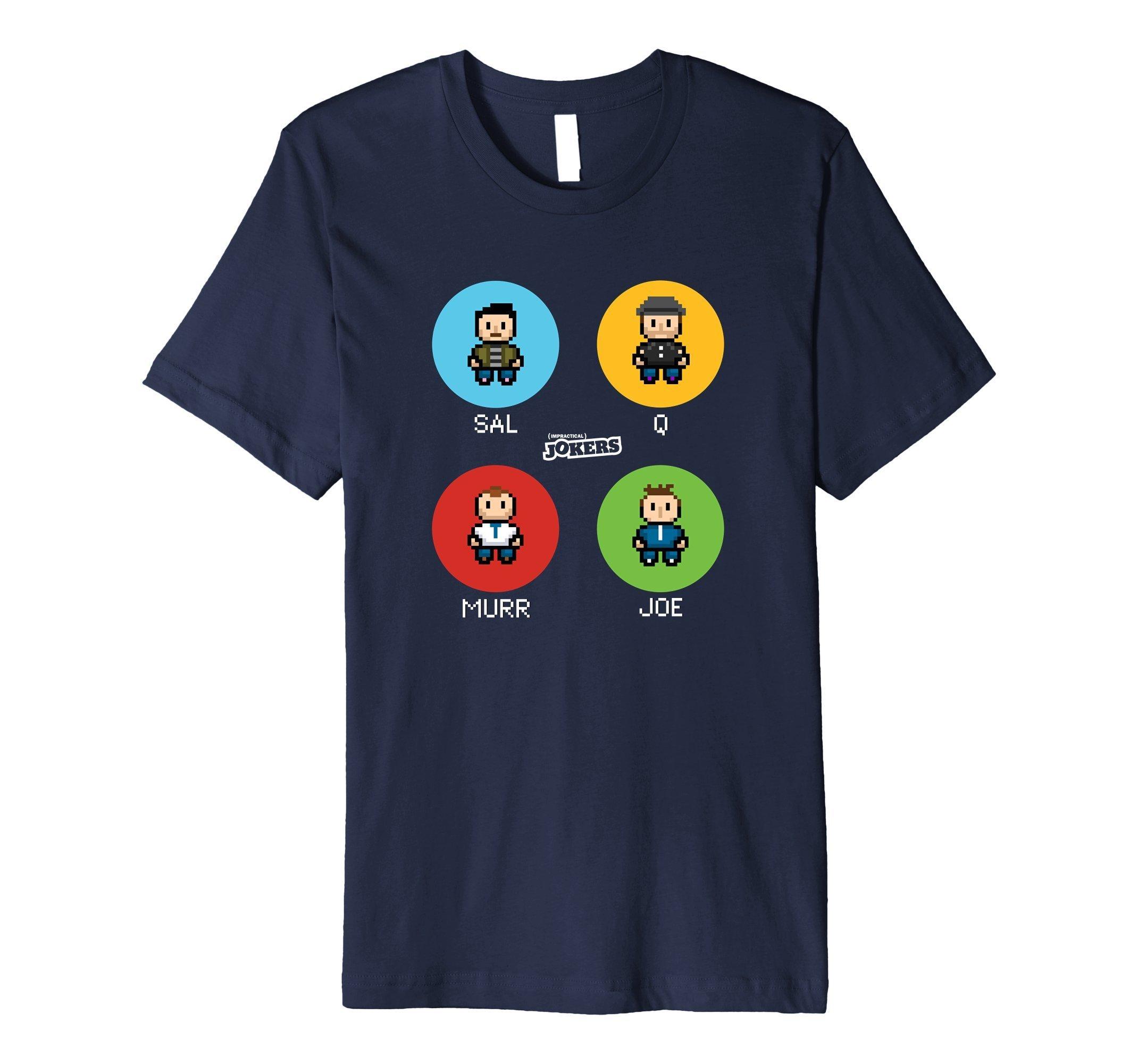 Digital Jokers T Shirt