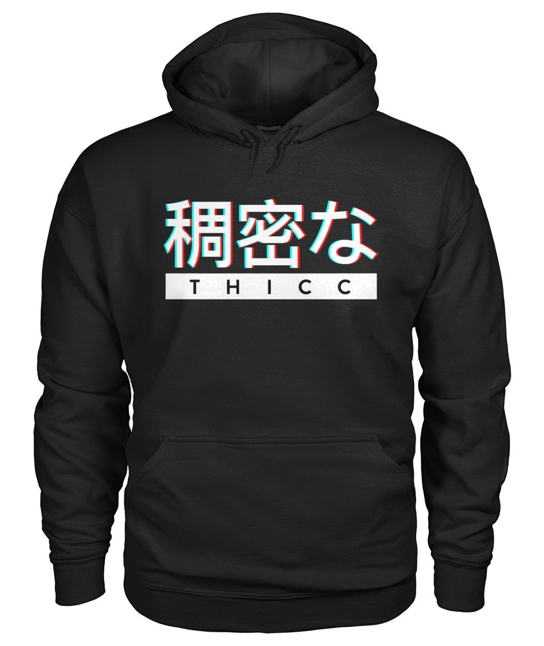 Discover Cool Aesthetic Japanese Thicc Logo Shirt