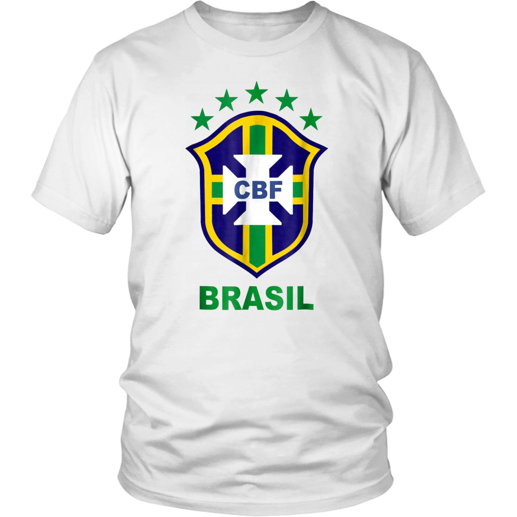Discover Cool Brazil Soccer Russia 2018 T Shirt