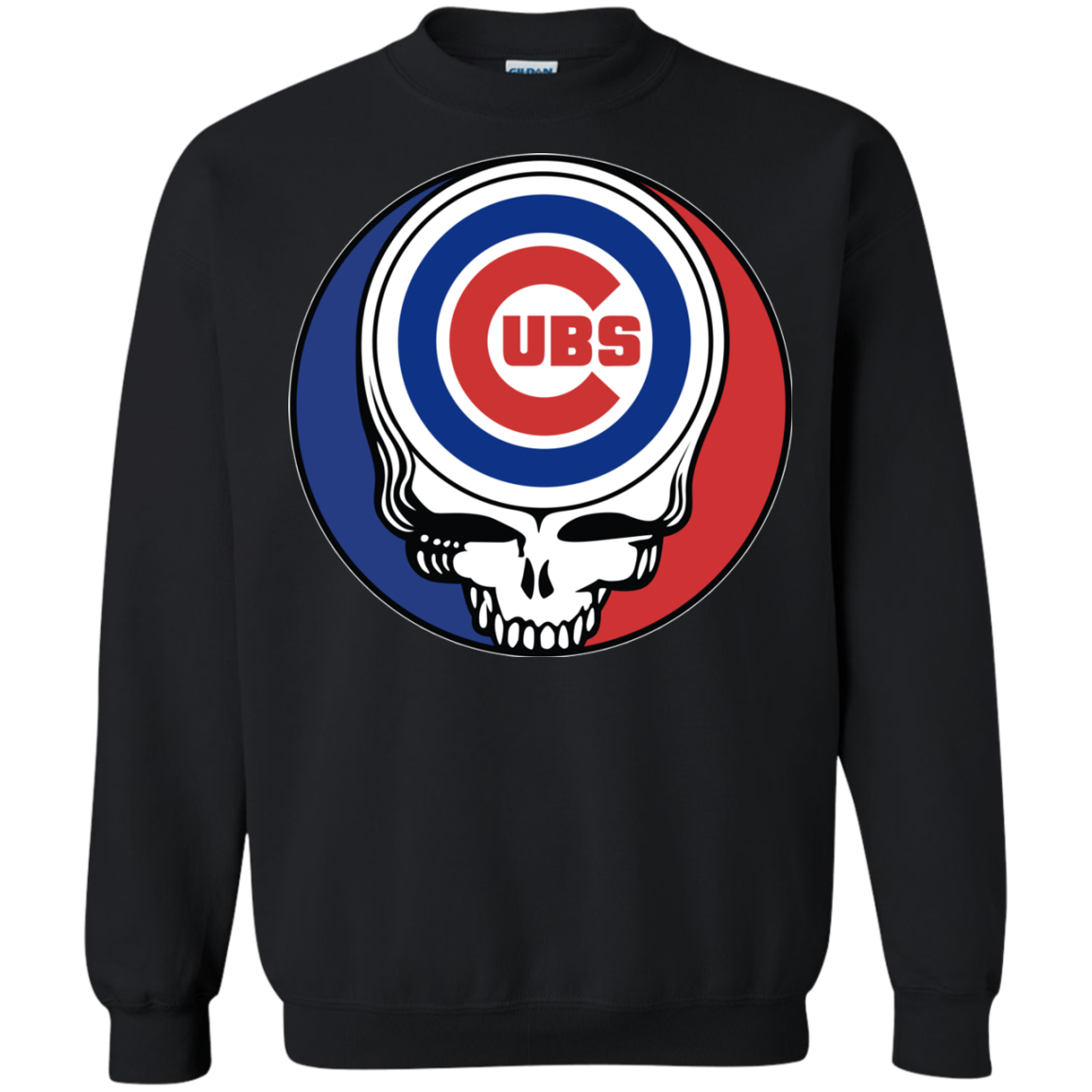 Discover Cool Chicago Cubs Steal Your Face Football Fan Supporter Grateful Dead Shir Shirt