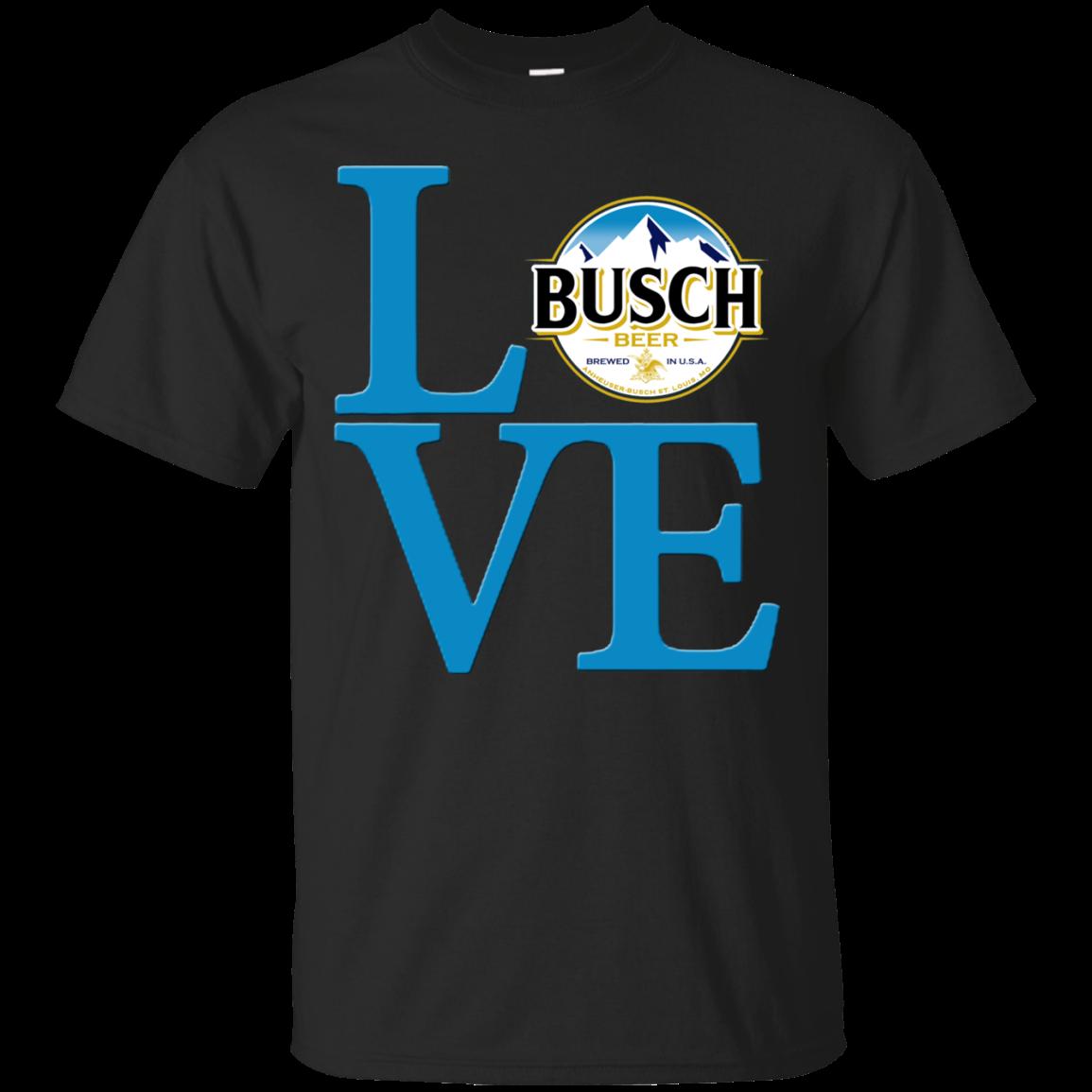 Discover Cool Love Busch T Shirt Sweater