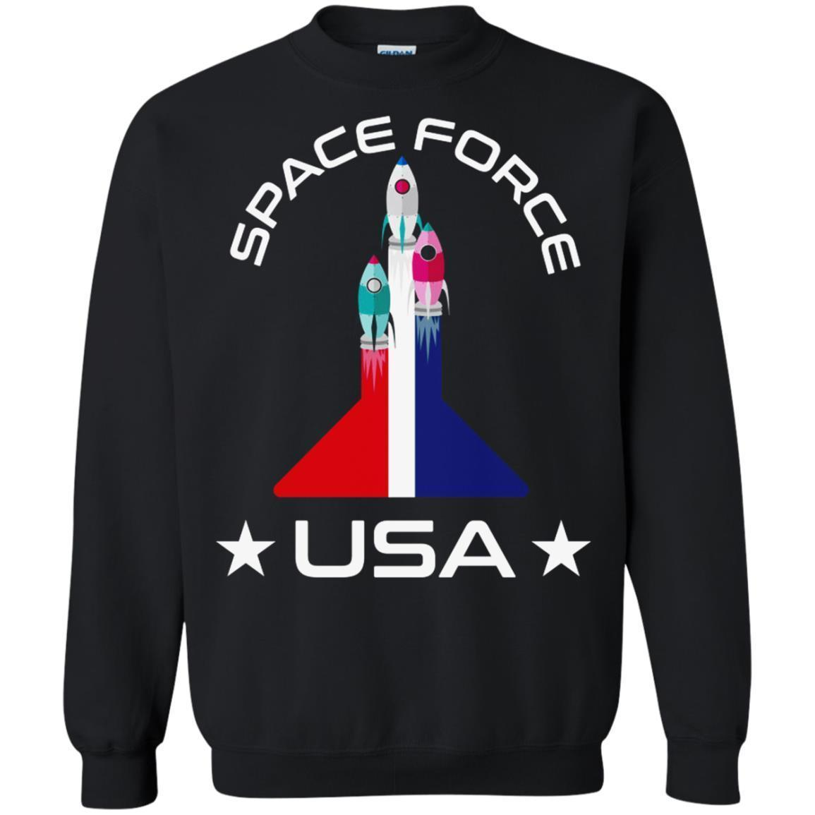 Discover Cool Space Force Usa Shirts