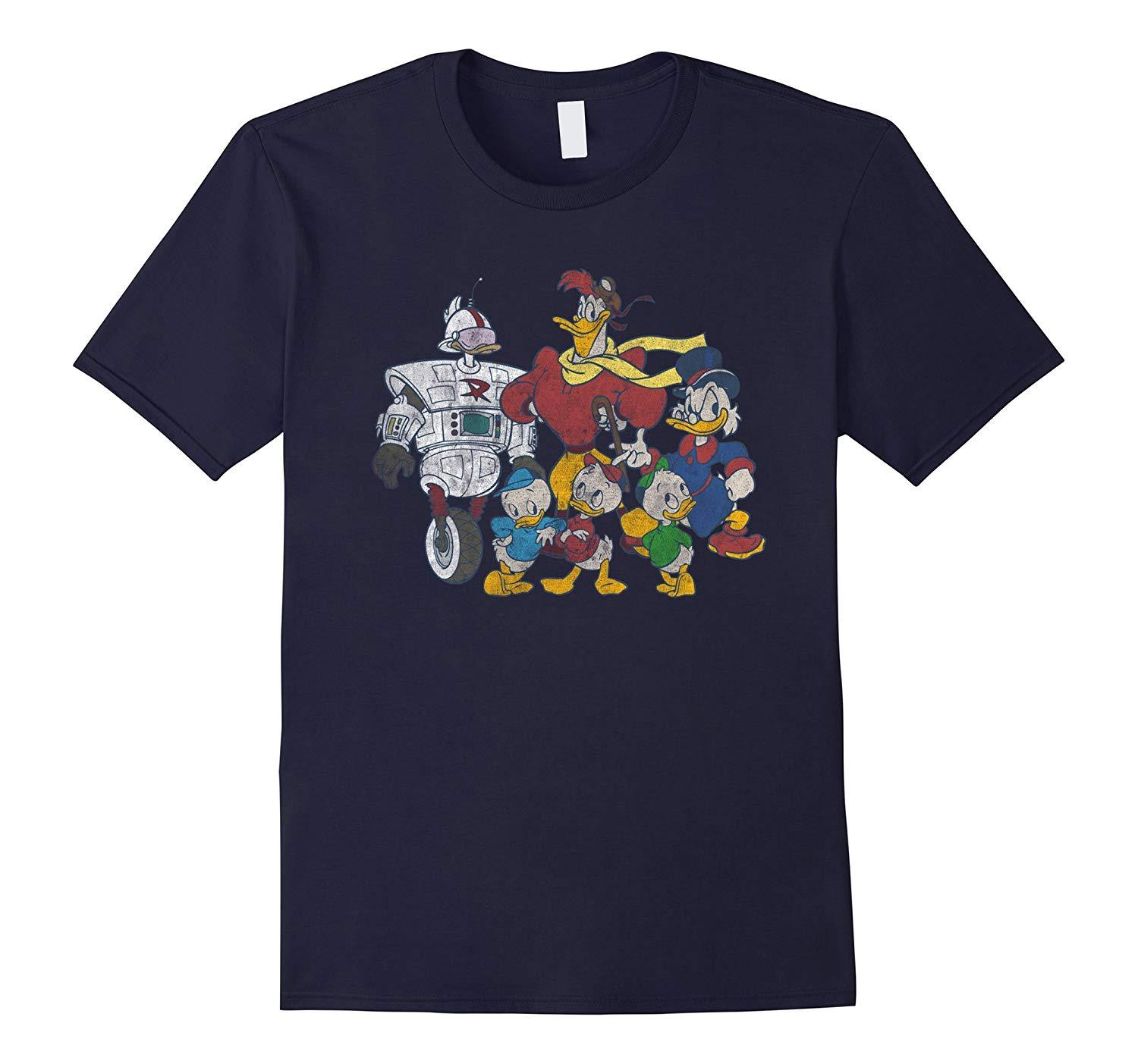Ducktales Group Shirts