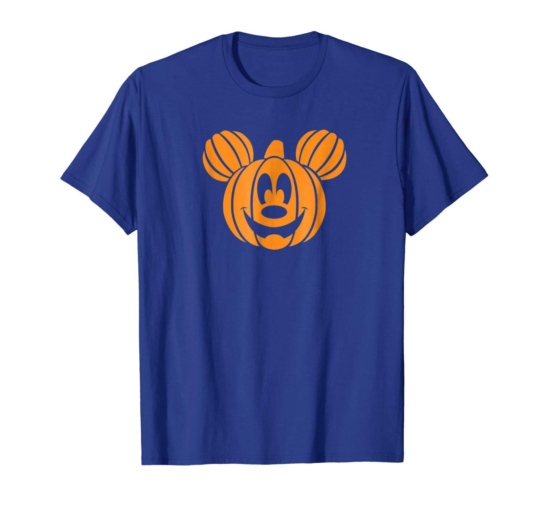 Disney Halloween Pumpkin Head T Shirt