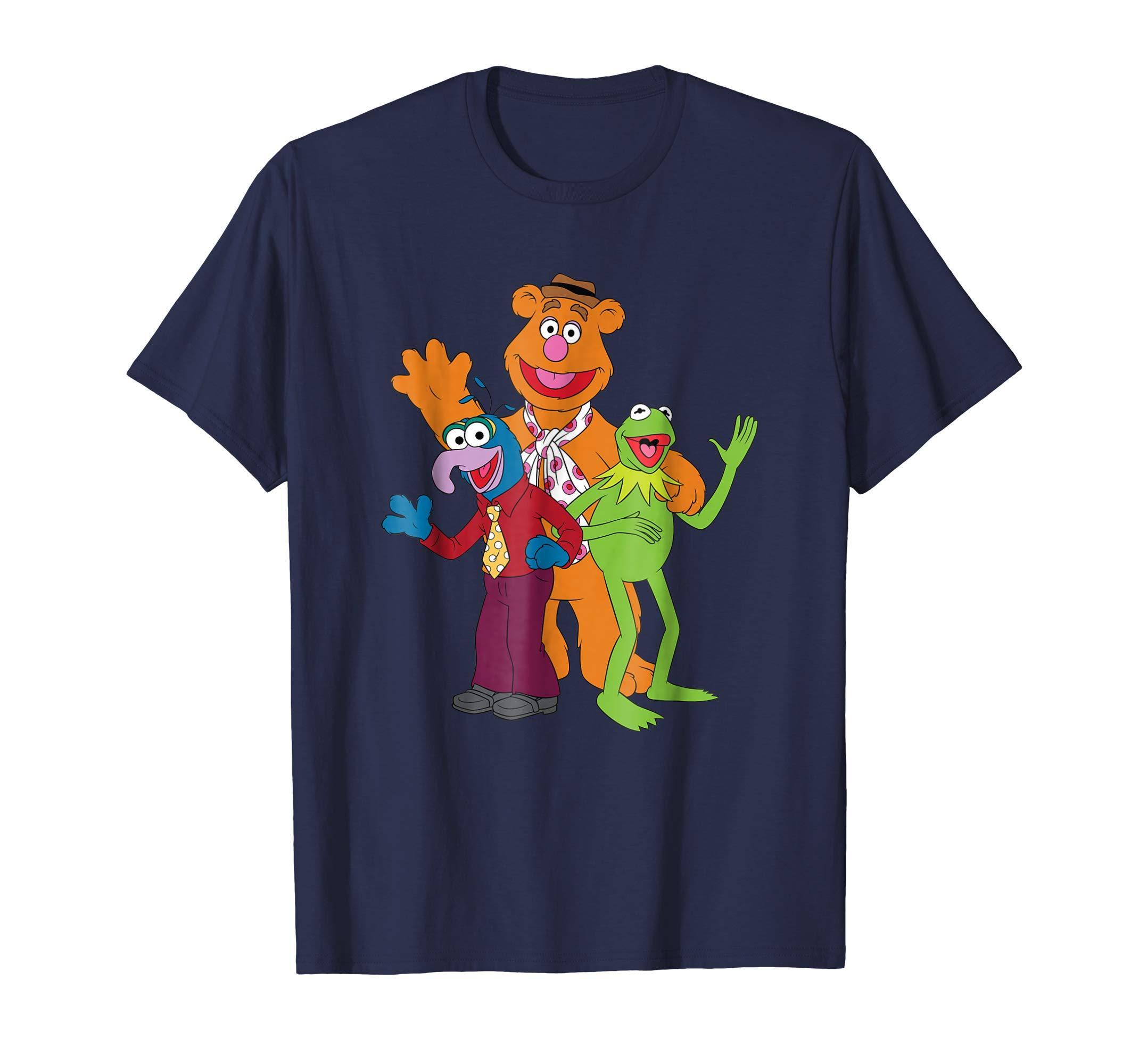 Disney The Muppets Gang T Shirt