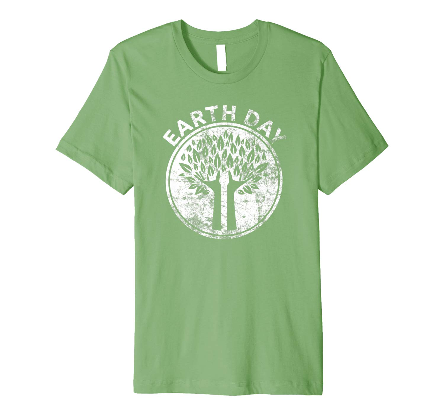 Earth Day Shirt Hands Tree Lover Nature Novelty Science Gift