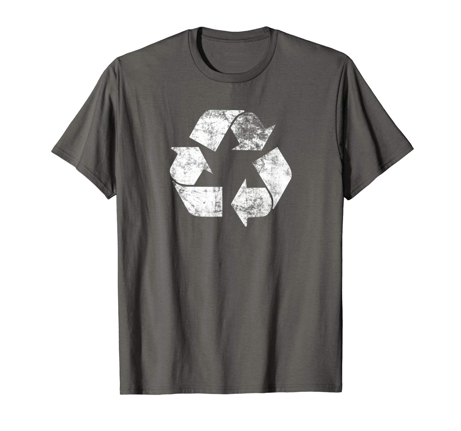 Earth Day Shirt Recycle Logo Vintage Recycling T Shirt Gift