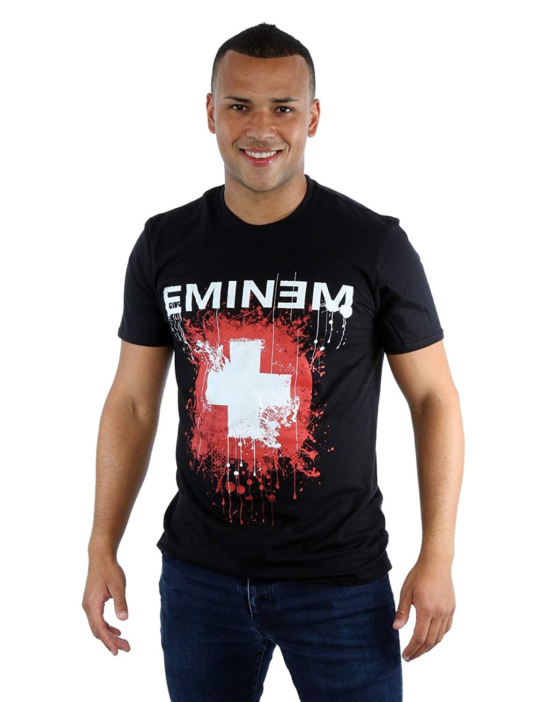 Eminem Splatte Recovery T Shirt