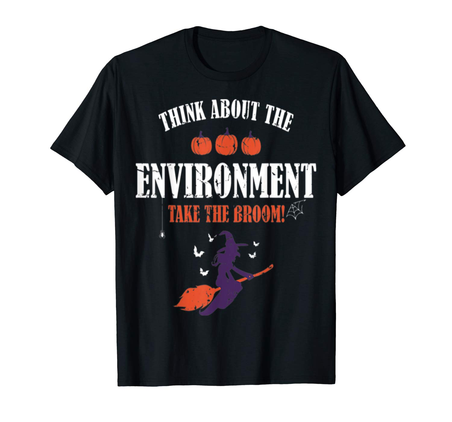 Environtalist Halloween Shirt Funny Climate Change Gift