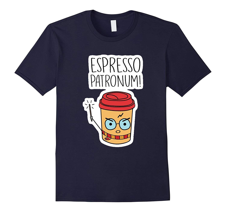 Espresso Patronum Coffe Funny Shirts