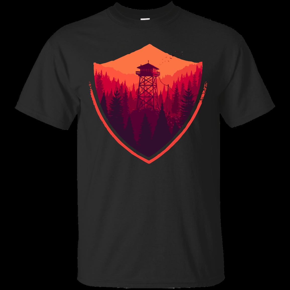 Firewatch Campo Santo T Shirt