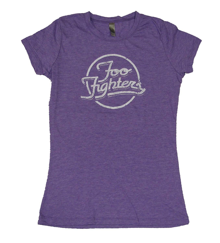 Foo Fighters Rings T Shirt