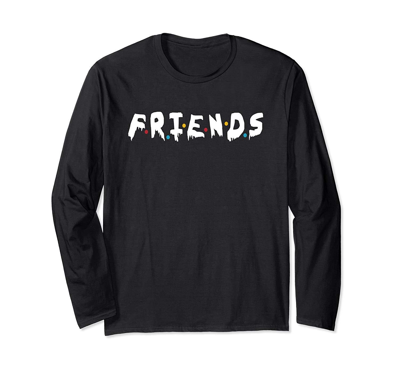 Friends Horror Shirt Horror Movie Halloween Gift T Shirt
