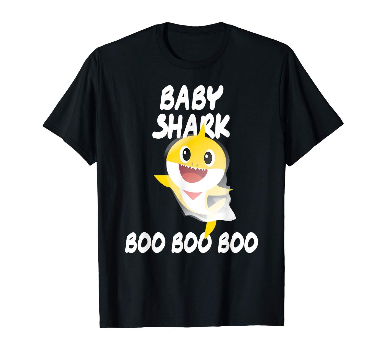 Funny Baby Shark Halloween Boo Boo Boo Shirts