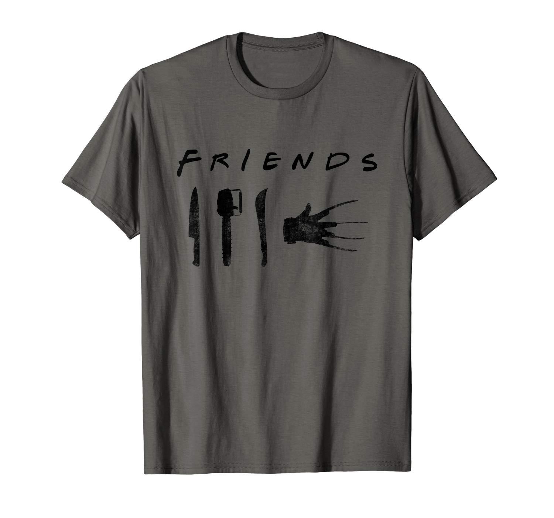 Funny Friends Halloween T Shirt