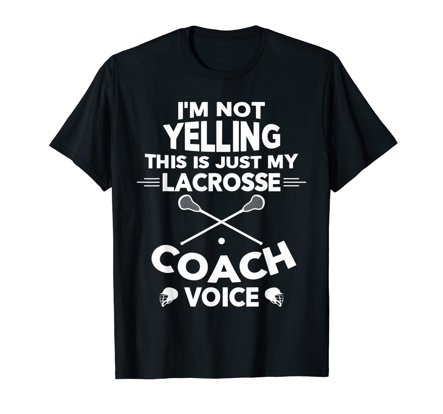 Funny Lacrosse Coach Lax Lacrosse Player Gifts Shirts