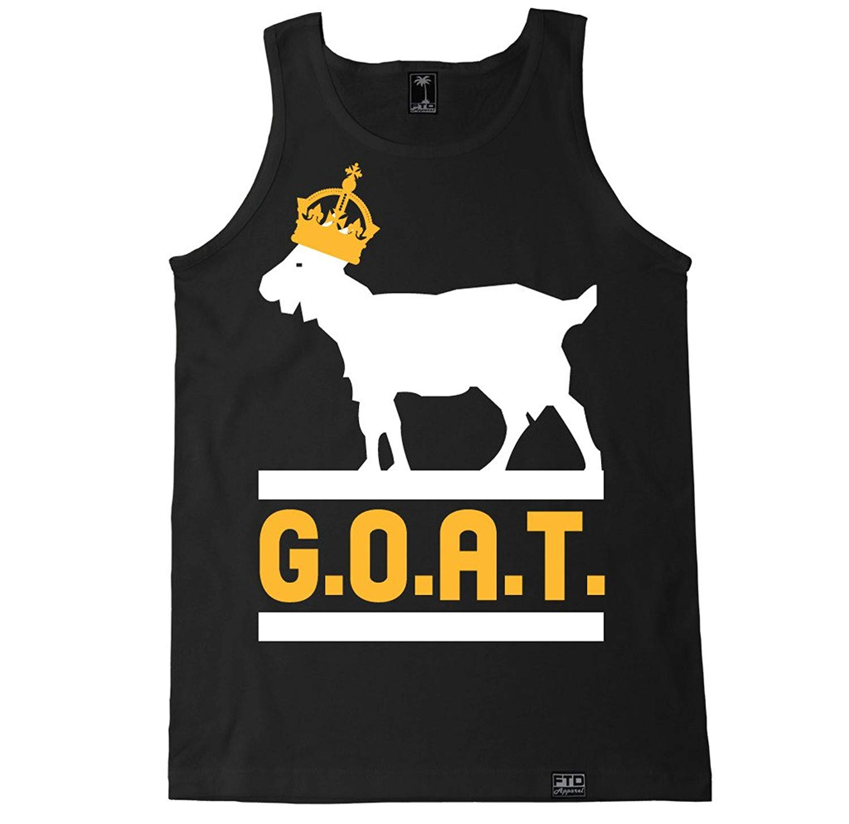 G O A T Tank Top Shirts