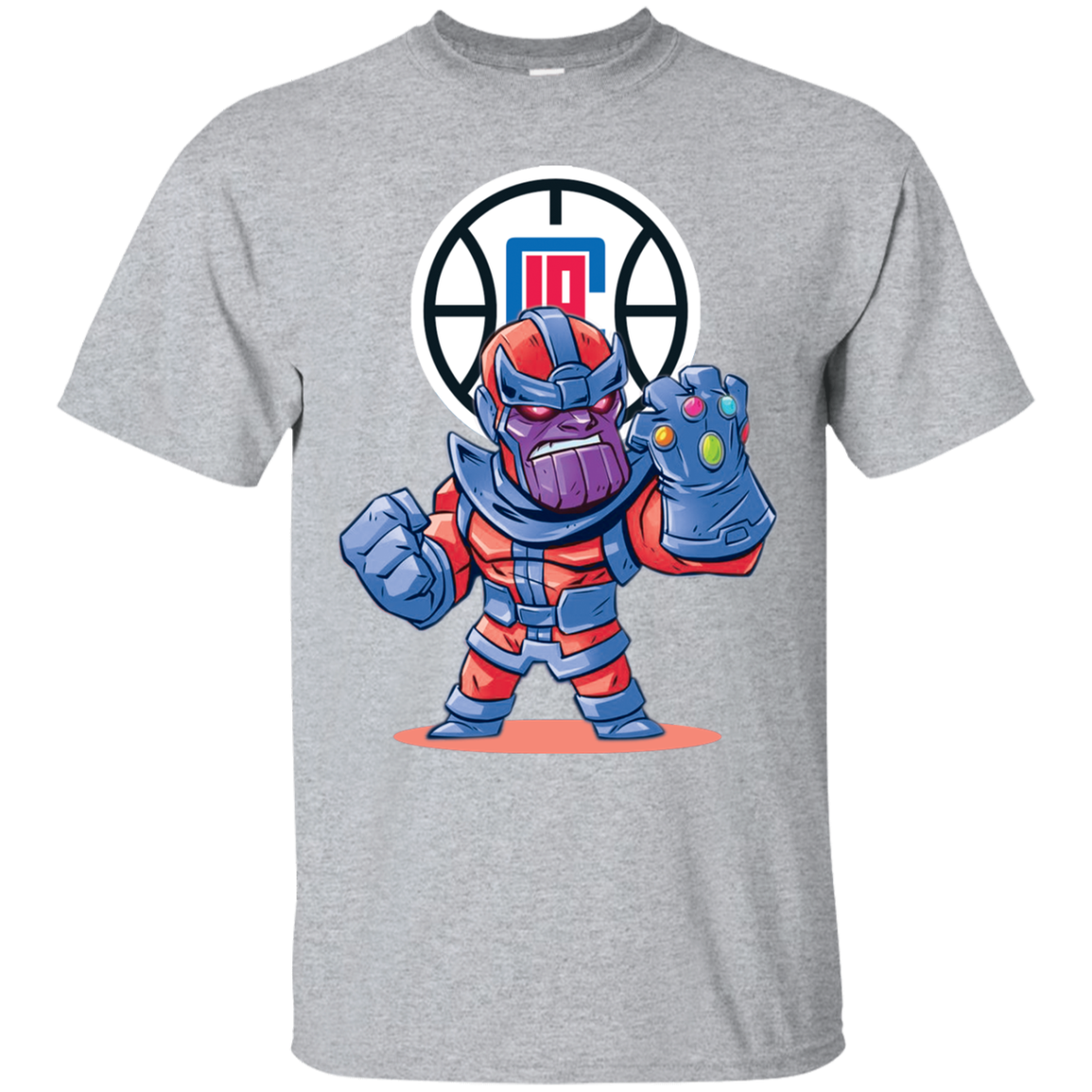 Get Here Shirt For Thanos And La Clippers Fans