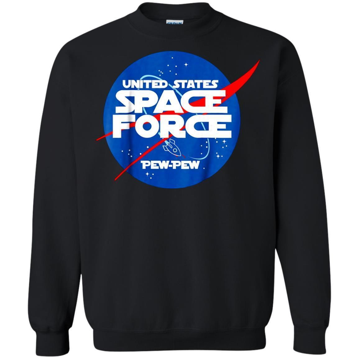 Get Here Space Force Trump Ussf Us Space Force Shirts