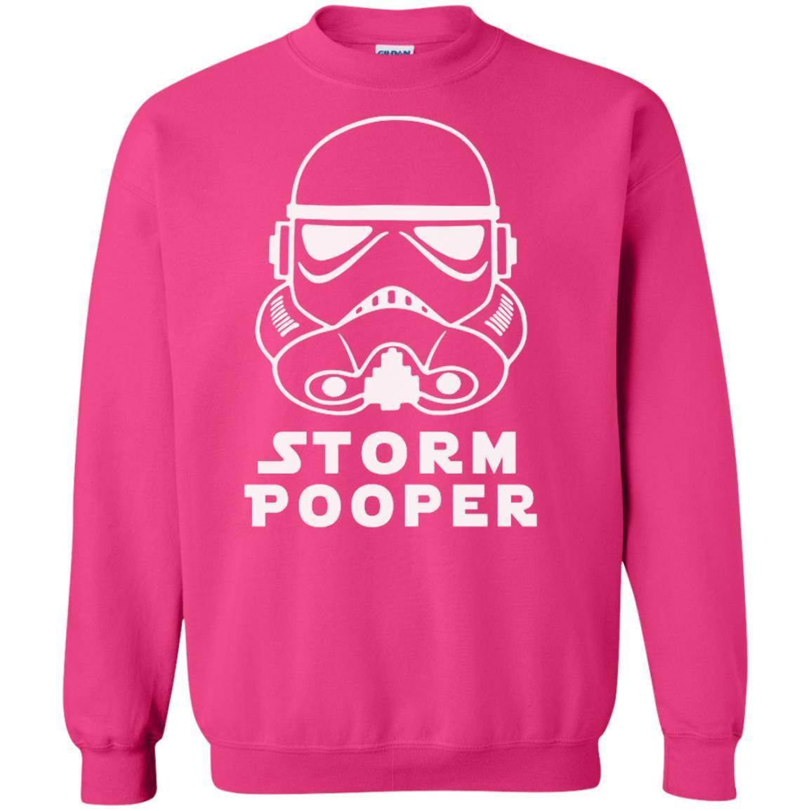 Get Here Stormpooper Funny Star Wars Shirts