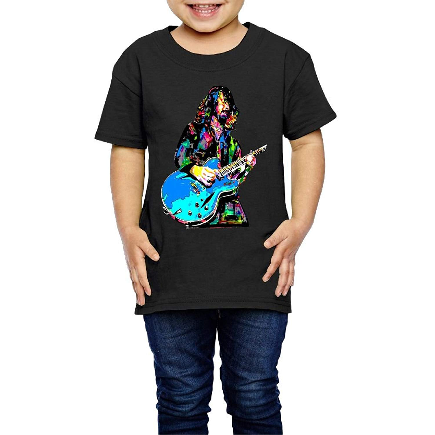 Gilles Foo Fighters Fashion Tees For Girls 5 6 Shirts