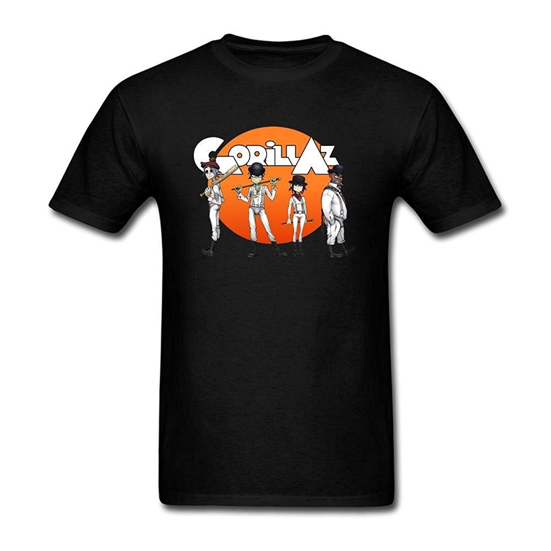 Gorillaz Clockwork Orange Art T Shirt