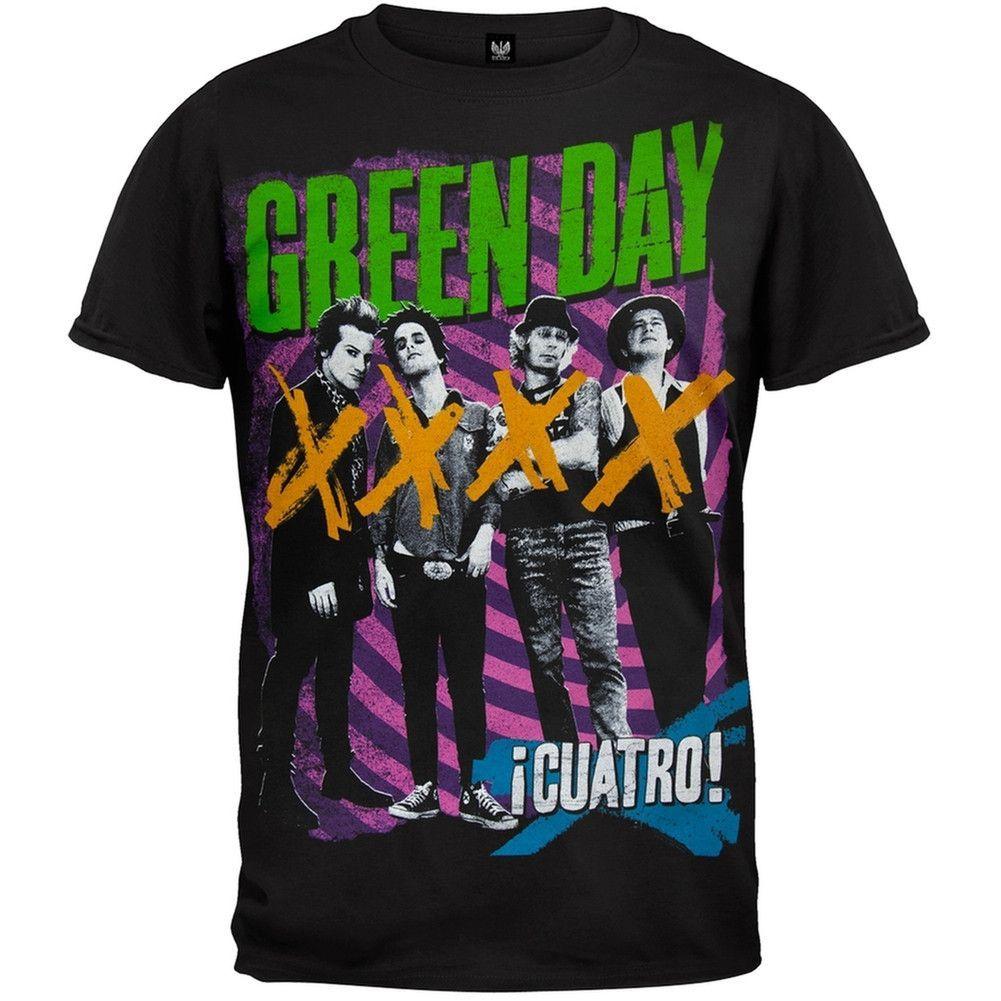 Green Day Hypno 4 Shirts