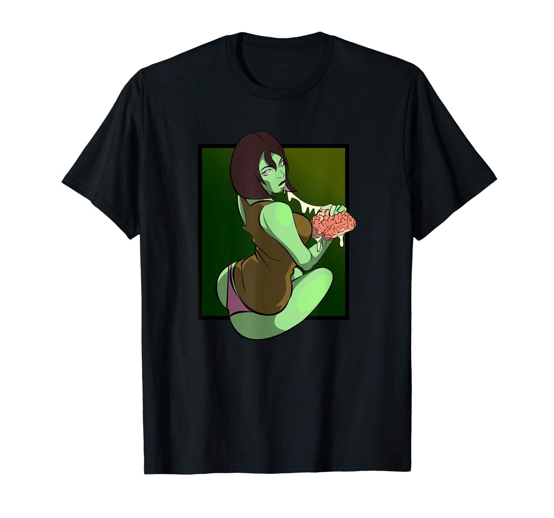 Green Lady Shirt