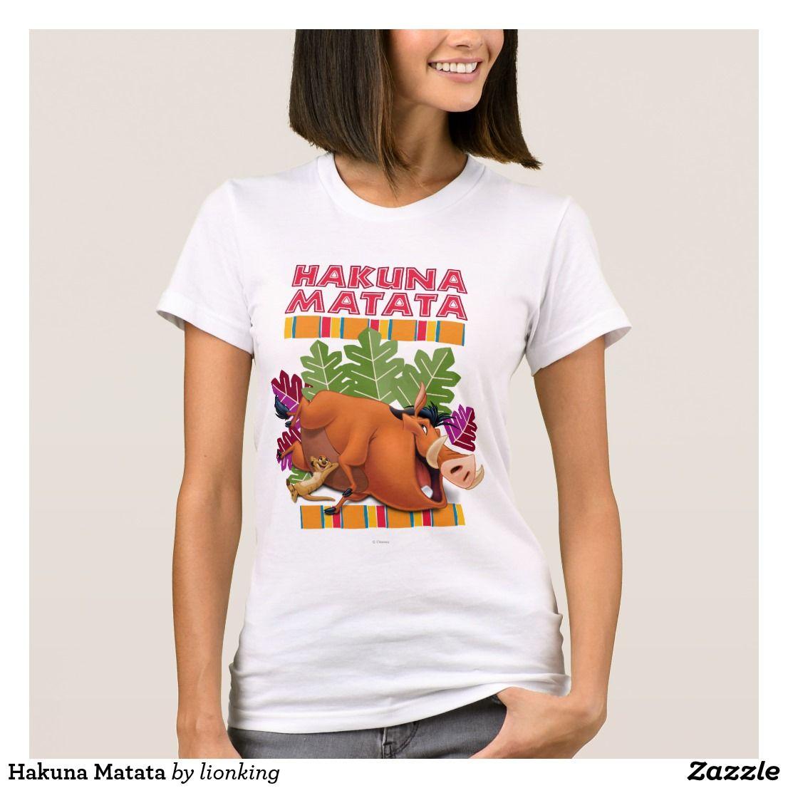 Hakuna Matata Shirts