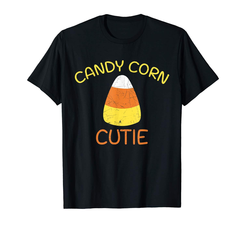 Halloween Candy Corn Cutie T Shirt
