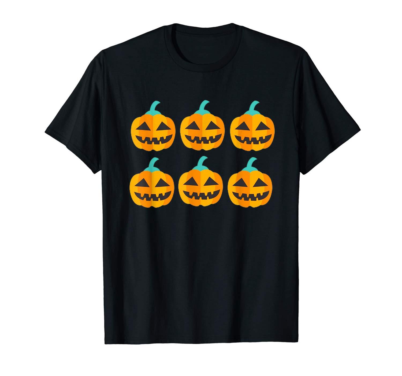 Halloween Funny Pumpkin Perfect Gift Idea T Shirt