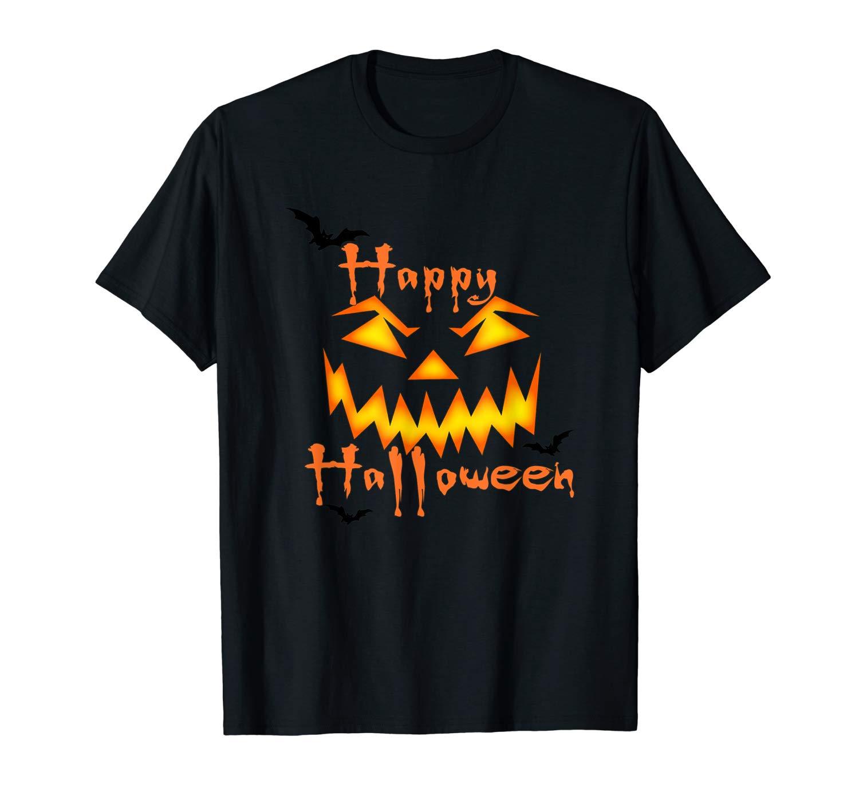 Happy Halloween 19 Tshirt Happy Halloween 20 Purple Mini Li