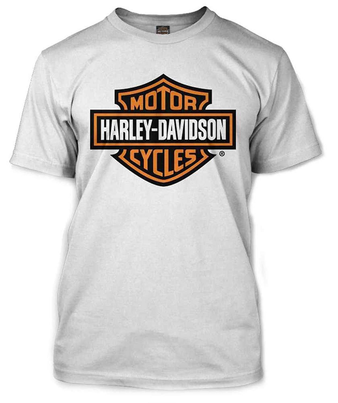 Harley Davidson Orange Bar Shield T Shirt 30290590