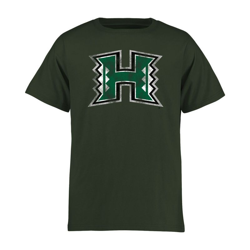 Hawaii Warriors Youth Classic Primary Green Shirts