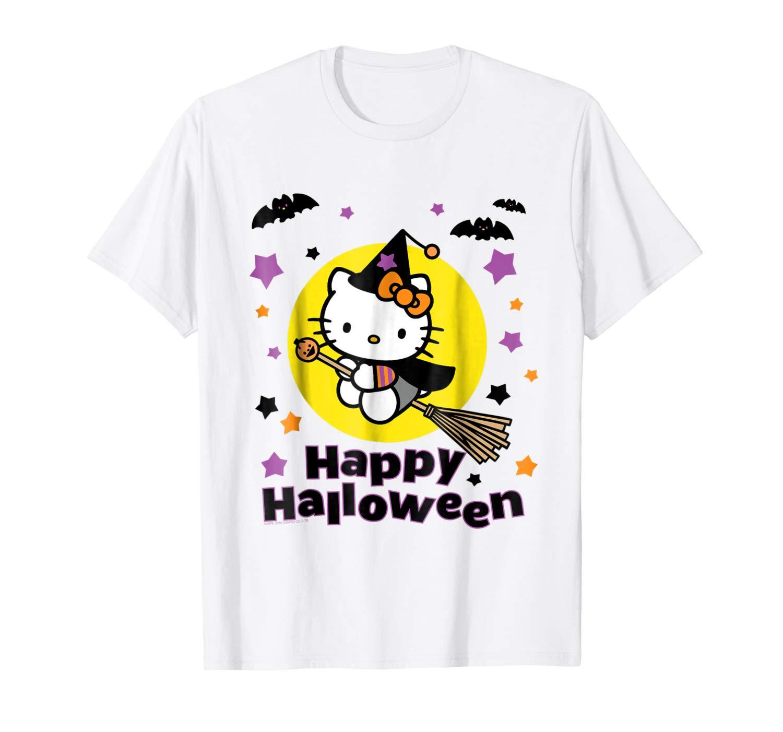 Hello Kitty Happy Halloween T Shirts