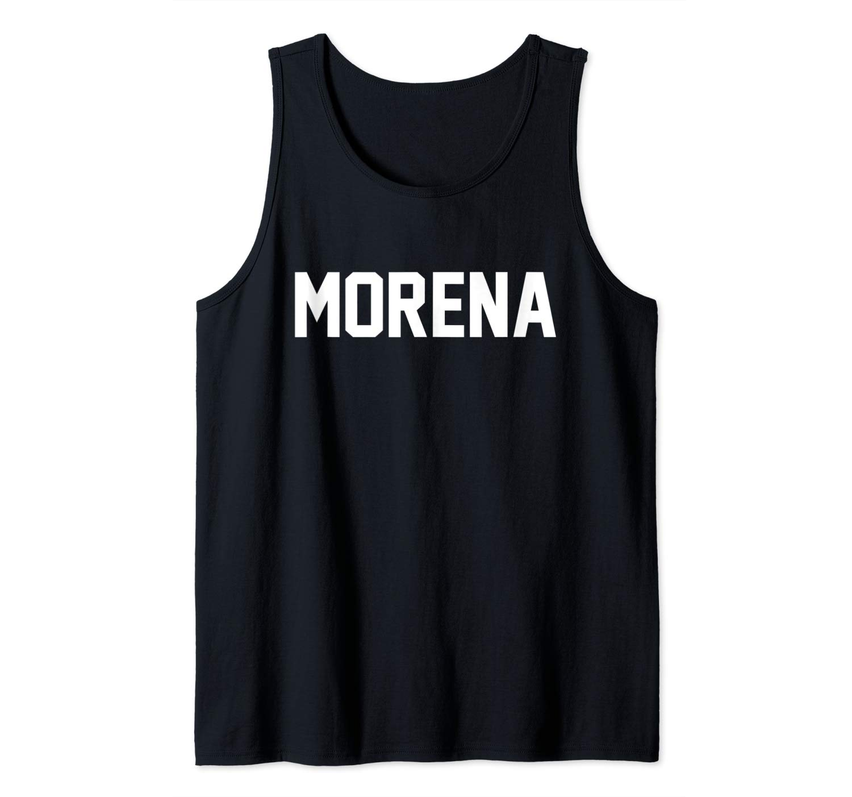 Hipster Latina Chingona Morena Tank Top Shirts