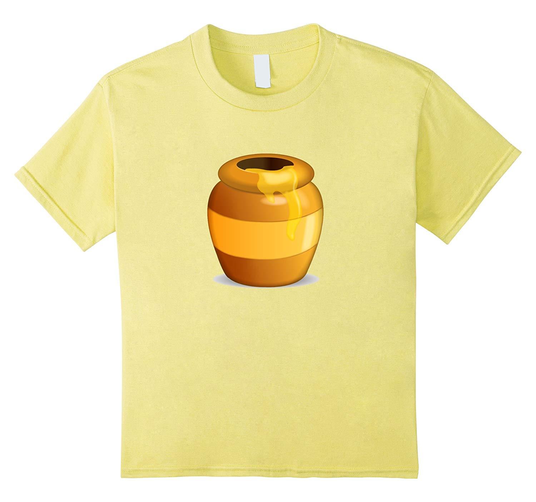 Honey Pot Emoji T Shirt