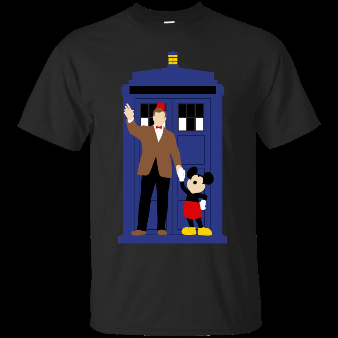 Imagine The Adventures T Shirt