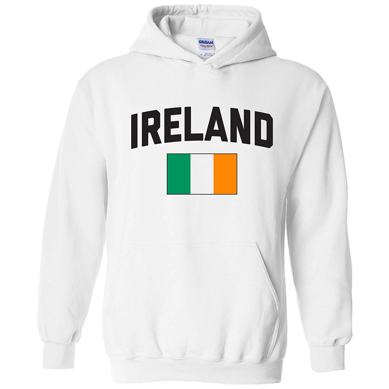Ireland Flag Arch World Soccer Cup Irish Pride Shirts