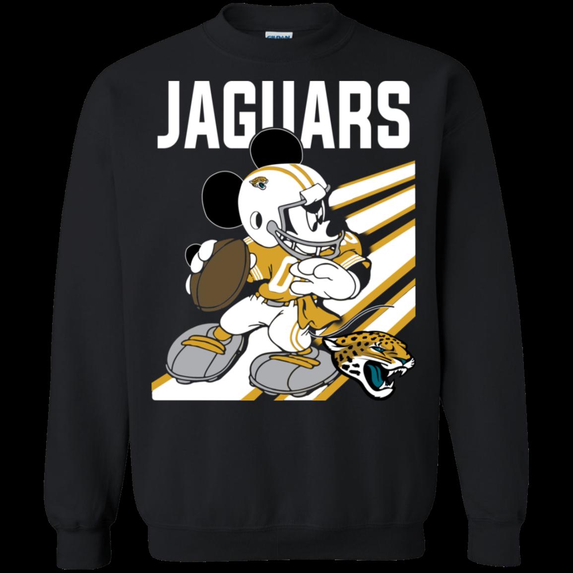 Jacksonville Jaguars Mickey Mouse Disney Nfl Shirt