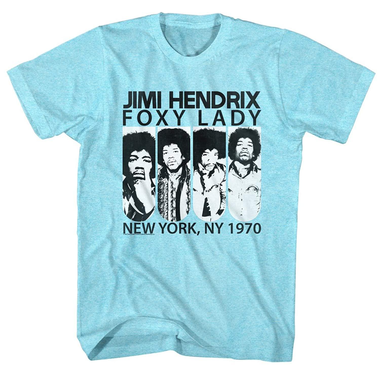 Jimi Hendrix New York New York T Shirt