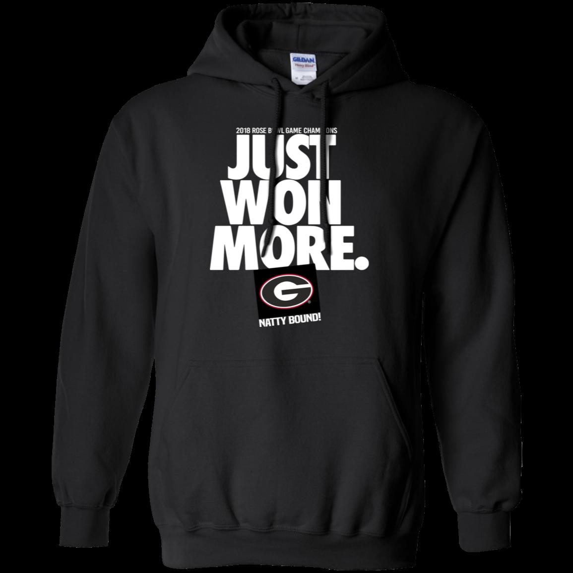 Just Won More Georgia Bulldogs Uga Shirts