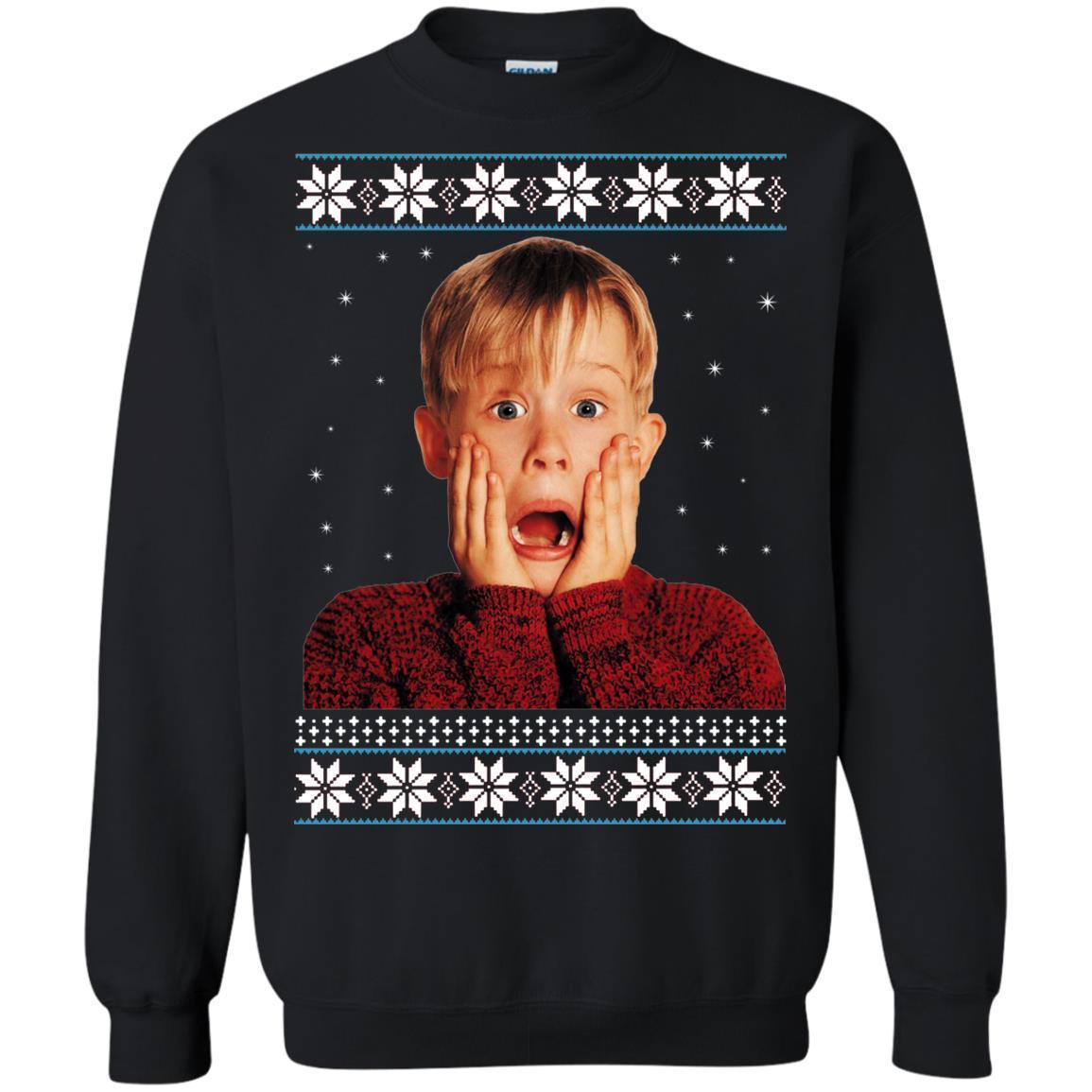 Kevin Mccallister Christmas Shirts