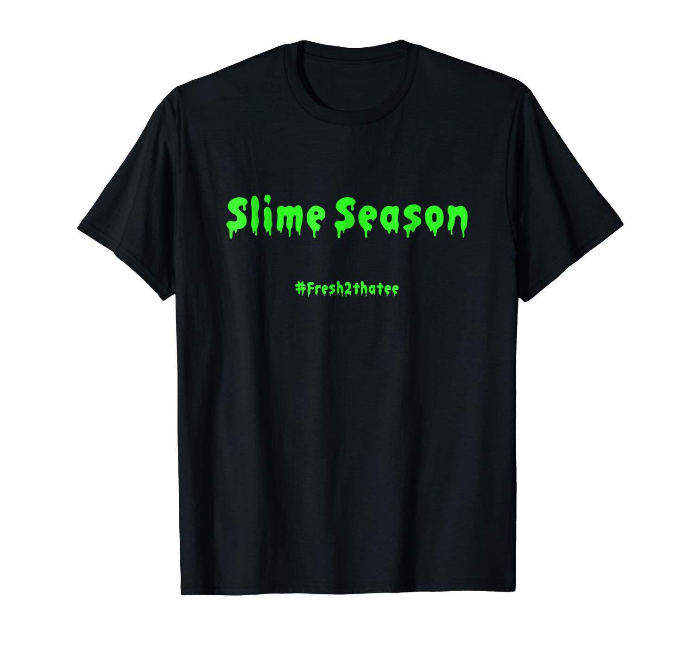 Kyrie 4 Halloween Rage Green E Shirt E Season
