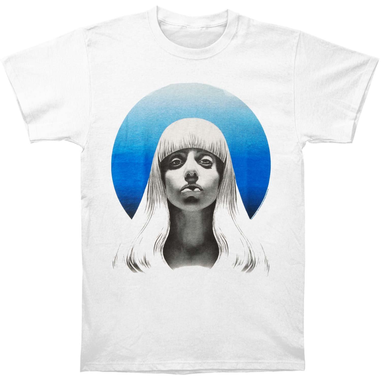 Lady Gaga Gazing Ball Tour T Shirt
