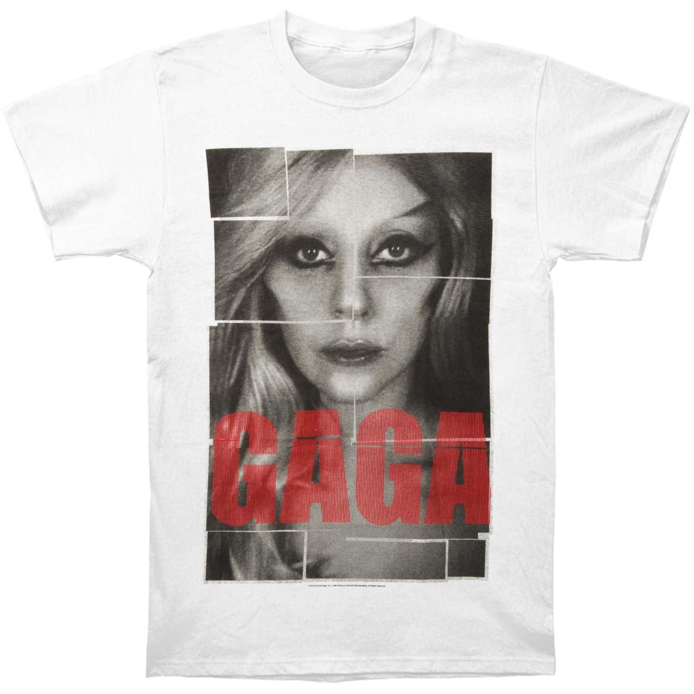 Lady Gaga Pop Blocks T Shirt