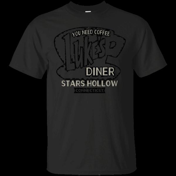 Luke S Diner You Need Coffee Shirts