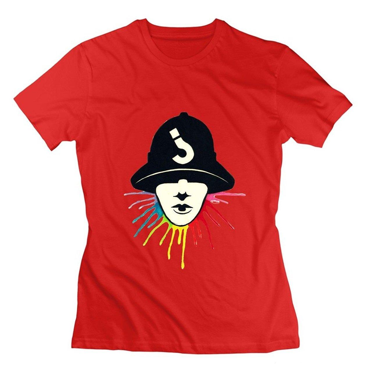 Lxj Jabbawockeez Logo Tshirts T Shirt Red