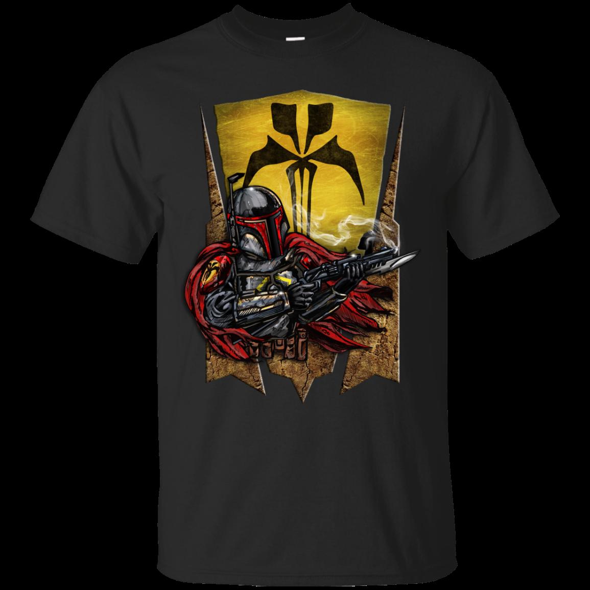 Mandalorian Legacy T Shirt
